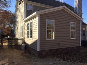Residential Replacement Siding