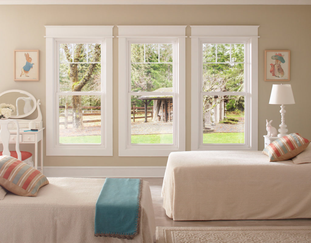 Series 3500 Double Hung Window