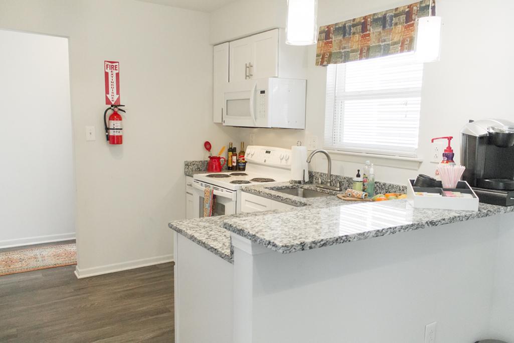 Multi Family Kitchen Renovation in Newport News, Virginia