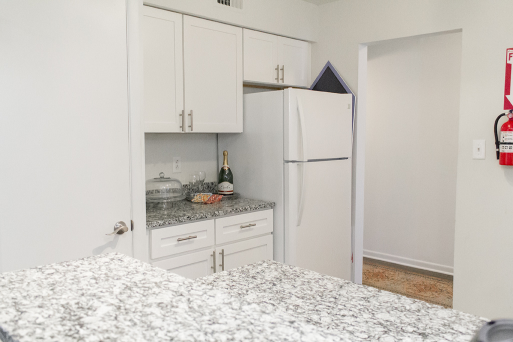 Multi Family Kitchen Cabinet Renovation in Newport News, Virginia