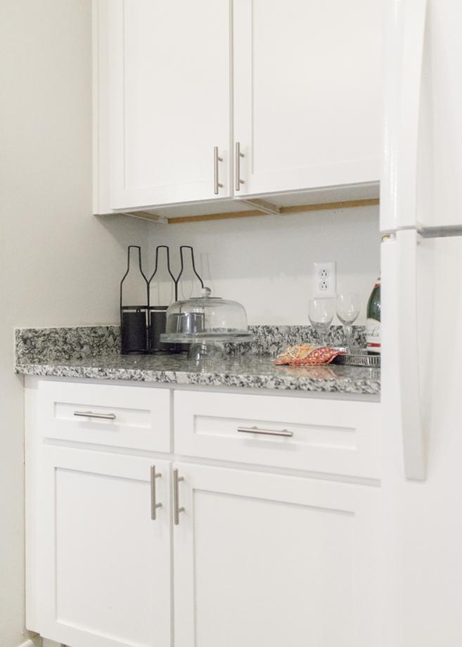 Sonoma Woods Multi Family Kitchen Counter Renovation in Newport News, Virginia