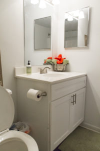 Sonoma Woods Multi Family Bathroom Renovation in Newport News, Virginia
